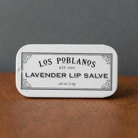lavender lip salve