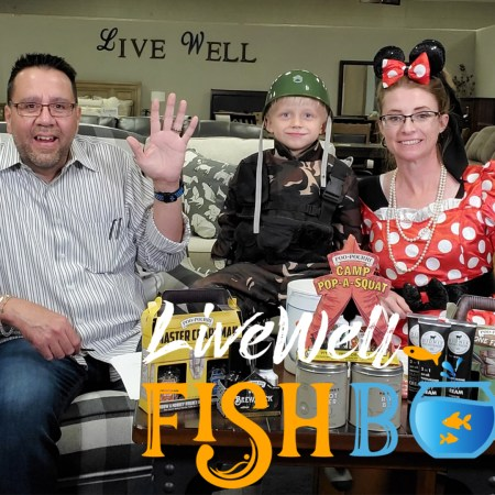 Javier Casillas & Melanie Keithley of Live Well Mattress & Furnishing Centres on Fishbowl Podcast