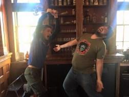 clowning around_run through hell_brewery becker