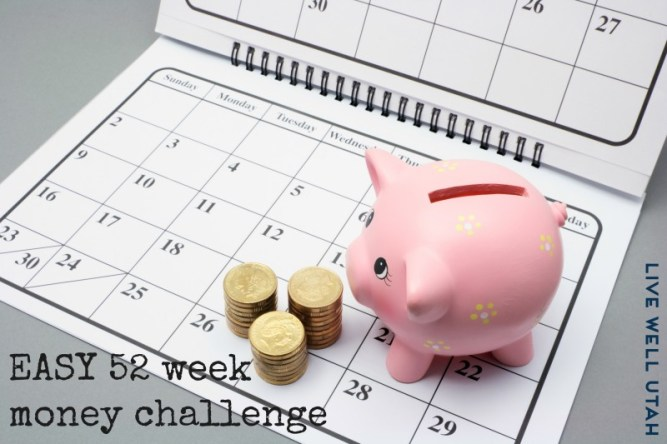 Piggy Bank and Coins on Calendar