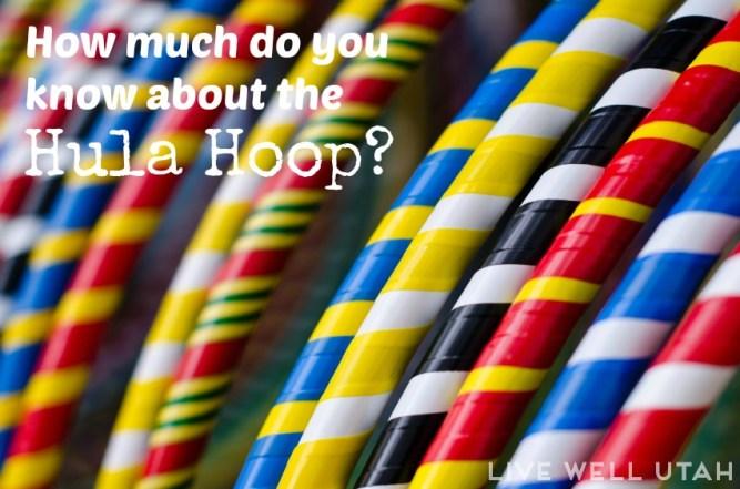 history of the hula hoop