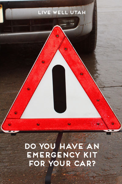 Do you have an car emergency kit?