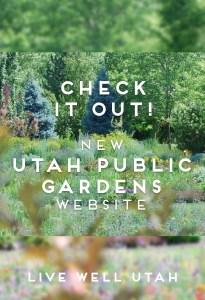 Utah Public Gardens