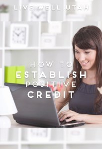 Establish Positive Credit