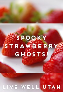 Strawberry Ghosts Post