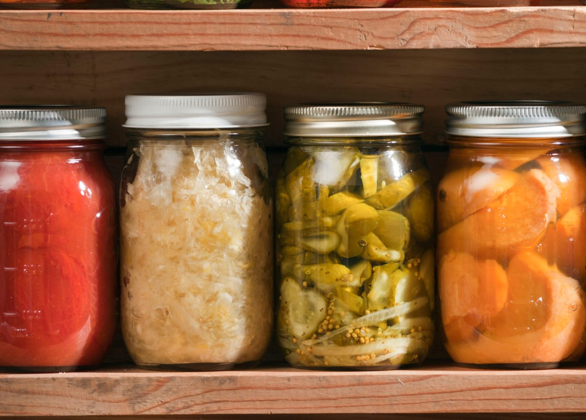 Ask An Expert Shelf Life Of Home Preserved Foods Live