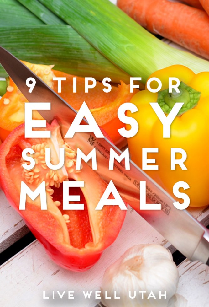 Easy Summer Meals