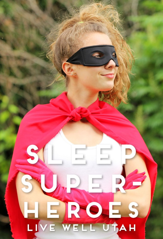 Sleep Superheroes