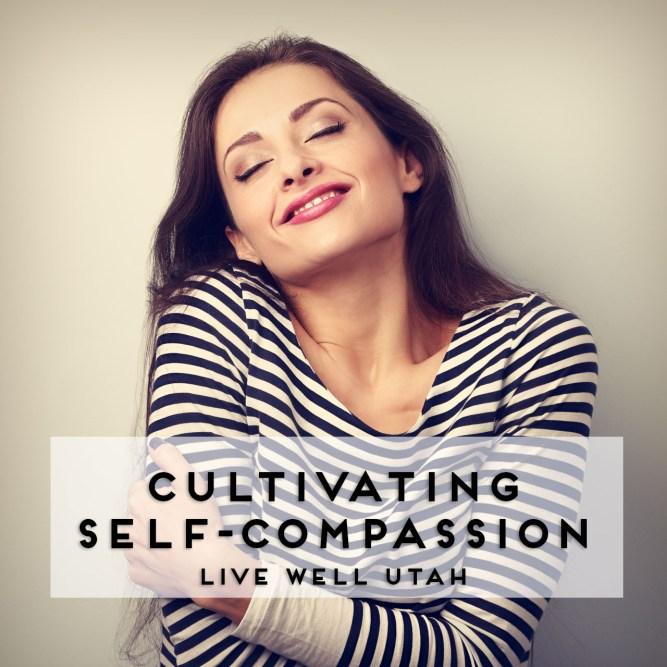 Self Compassion Graphic