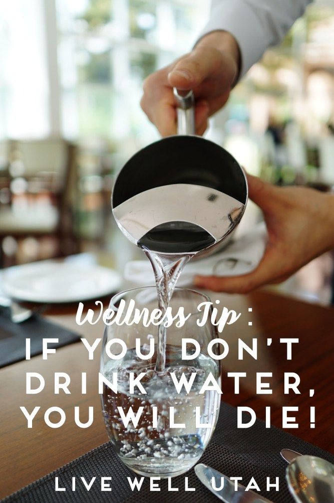 Water Tip Feature