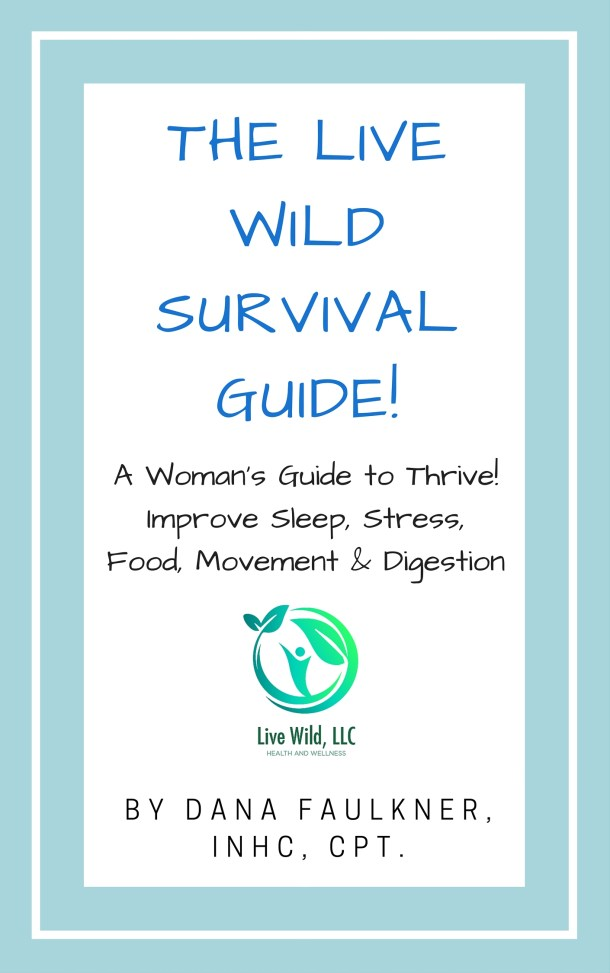 Live Wild Survival Guide Redux