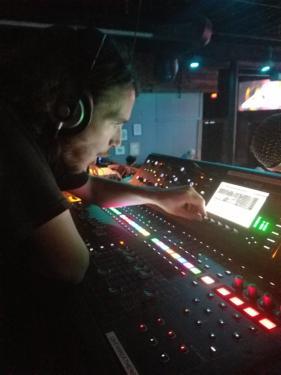 Asa Harrell Sound Engineer
