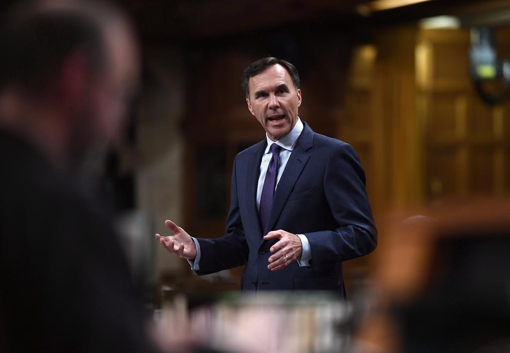 Morneau to give speech in Calgary ahead of Kinder Morgan deadline
