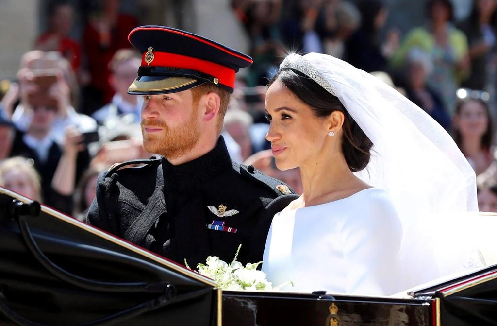Royal newlyweds are not booked to stay at the Fairmont in Jasper: spokeswoman