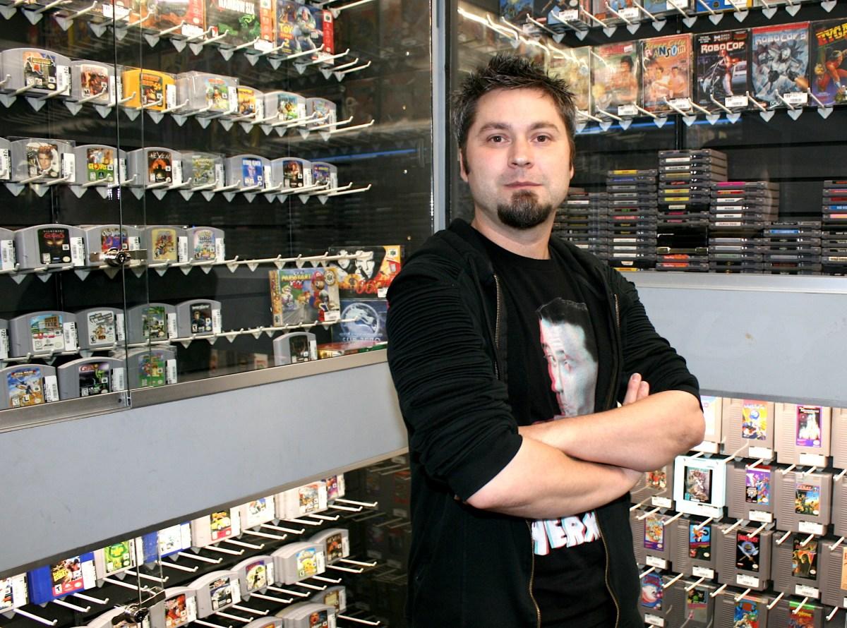 Power Up Calgary Retro Video Game Retailer Hits Reset