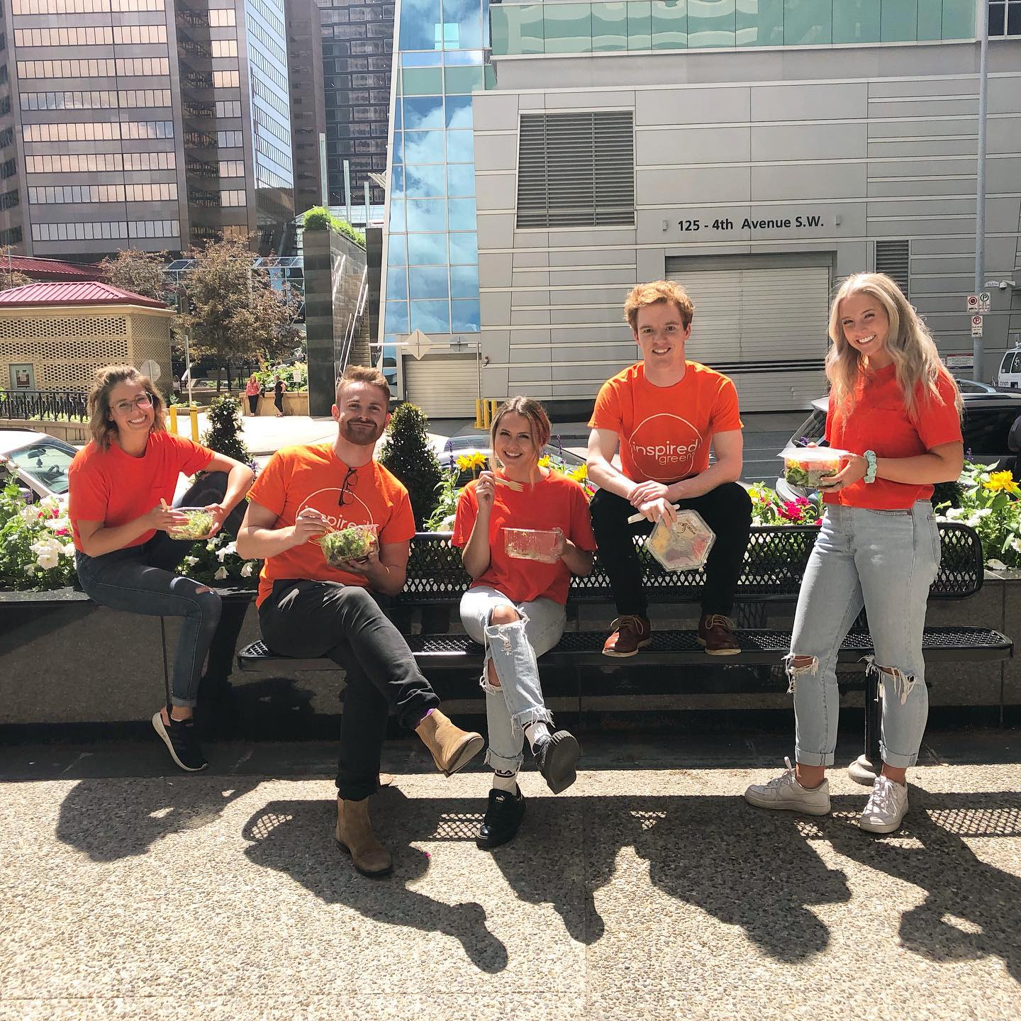 Calgary delivery service adds new meaning to the phrase, 'food for thought' during coronavirus ...