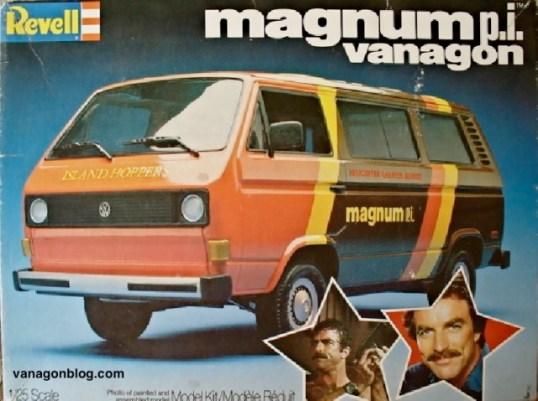 VW Vanagon Ad