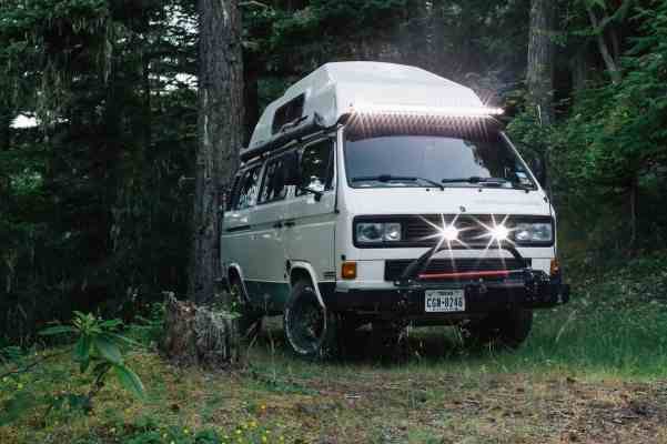 falkor the vanagon