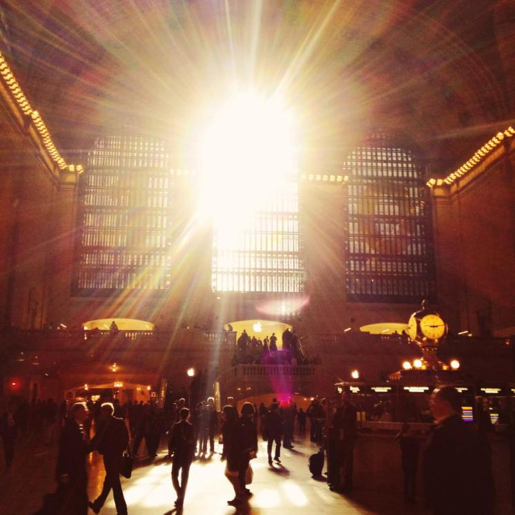 Grand Central Sunrise NYC