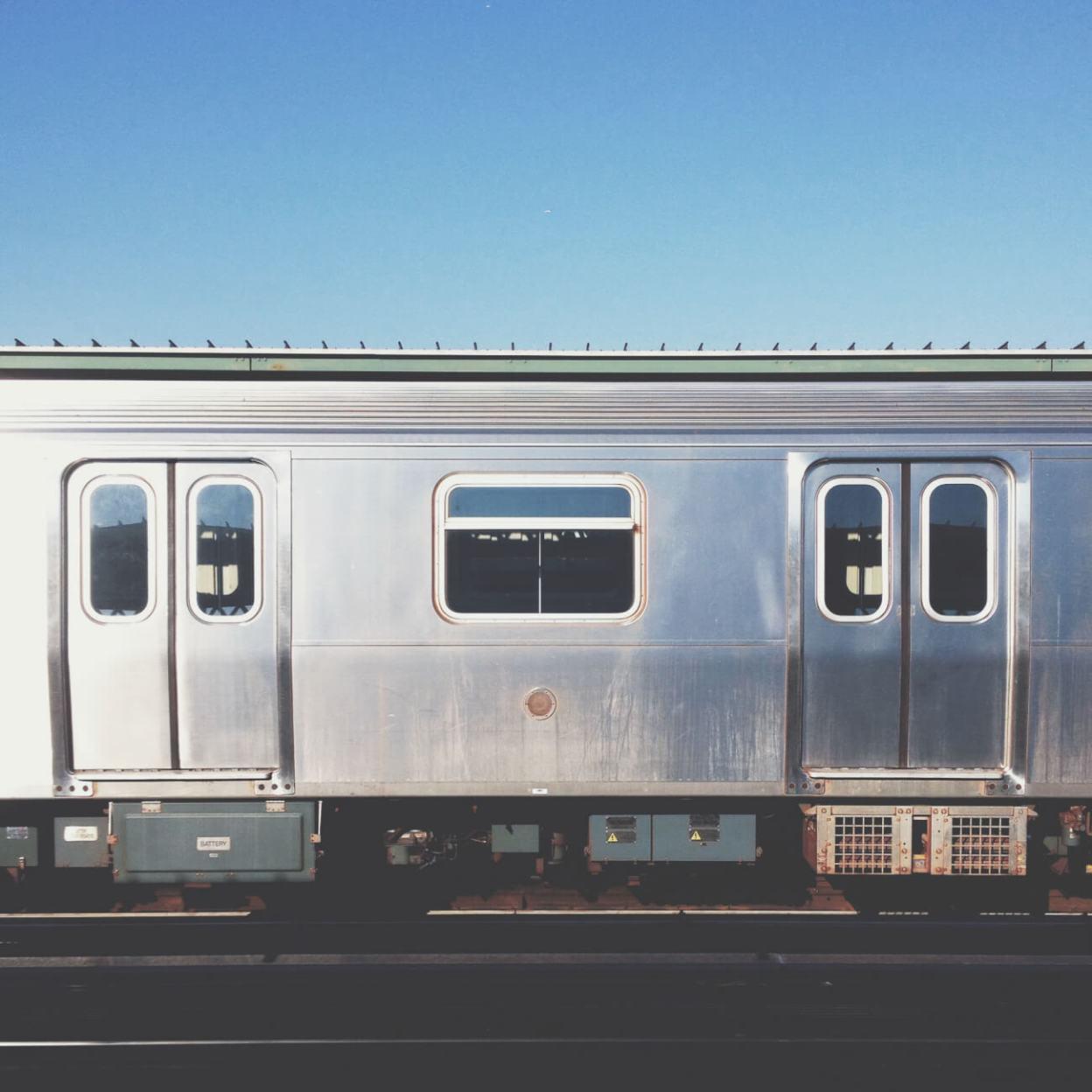 F Train Brooklyn NYC