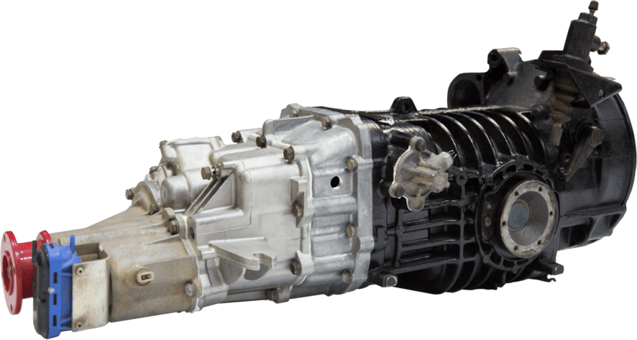 vw syncro gearbox