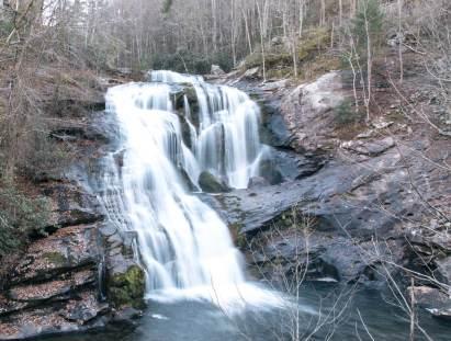Waterfall in Appalachia