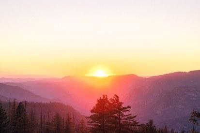 Yosemite National Park, Ca.