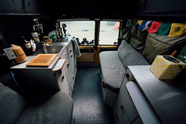 78 Series Toyota Land Cruiser Troop Carrier