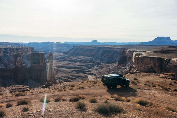 Canyonlands Land Cruiser Global Expedition Camper