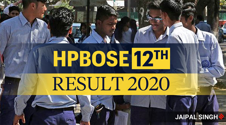 Himachal board result check, HP Board Official Website