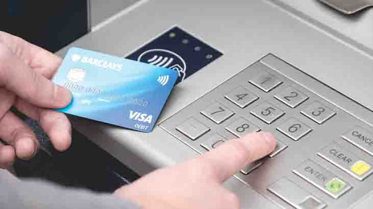 Without ATM withdrawal Cash, credit card axis bank