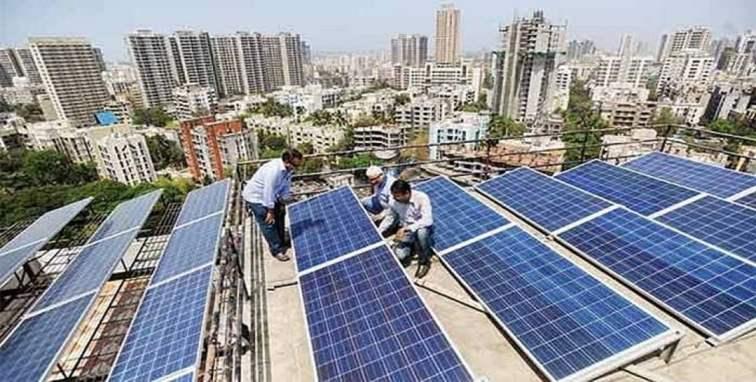 solar-pannel, Safflower solar pumping scheme, Kusum Pump Distribution Scheme