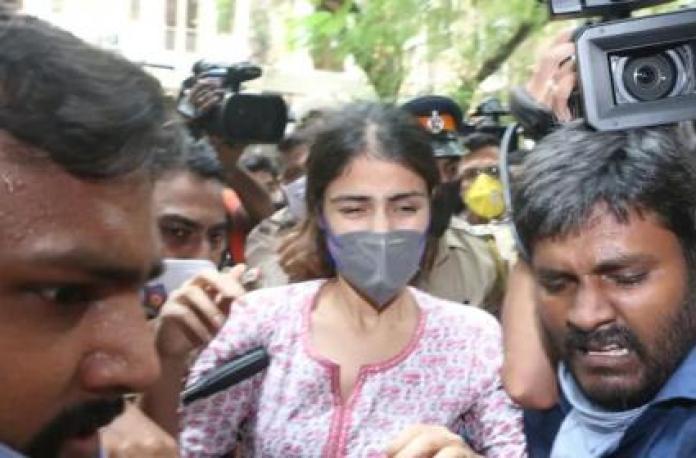 riya chakravarthi arrested, sushant singh rajput, rhea chakraborty news