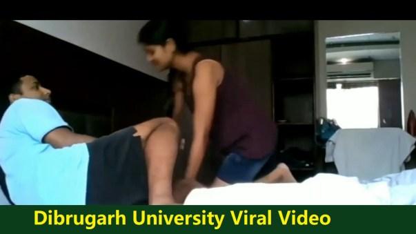 Dibrugarh University Viral Video, Priyanka Pandit Viral