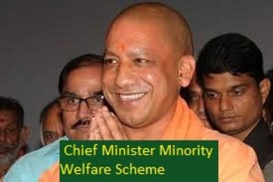 Chief Minister Minority Welfare