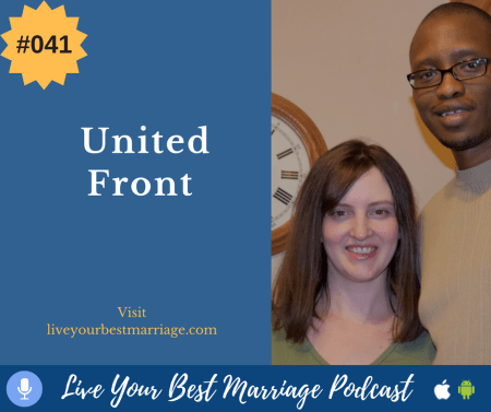 Episode 41: United Front