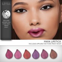 LIVIA Maya Lipstick (FIORE Appliers)