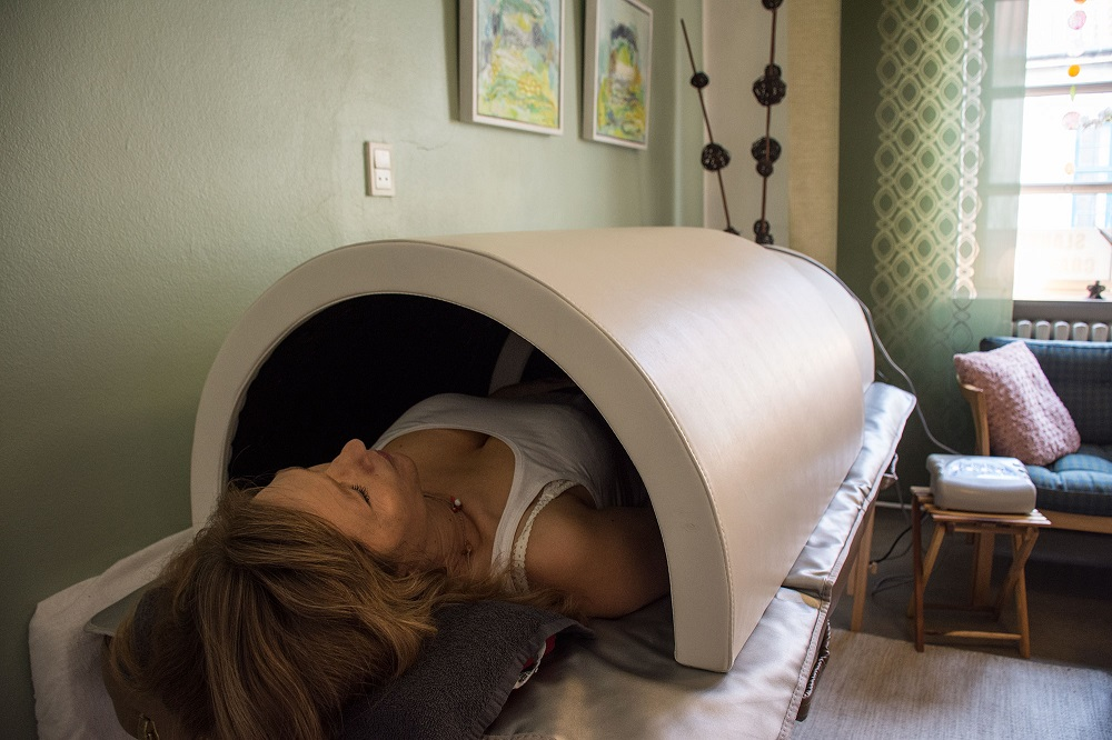 infraroed sauna