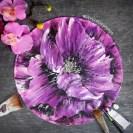 twitter purple poppy