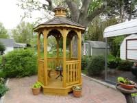 Beautiful Backyard Pavilions
