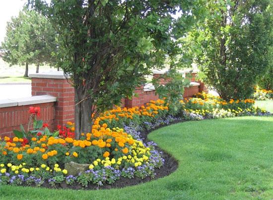 fantastic flower bed ideas