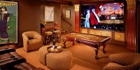 Keep Entertainment Home with a Game Room
