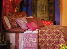 Free-spirited Bohemian Interior Design