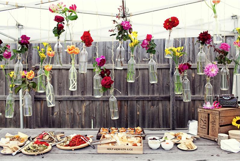 Hanging Vases For Fresh Interior Design