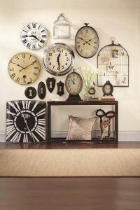 Timely Tips for Decorating with Clocks