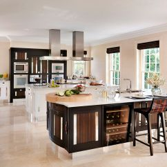 Kitchen Island Centerpiece With Built In Seating Islands  Of The