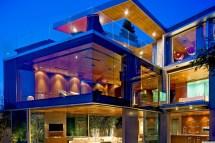 Biggest Minecraft Glass House