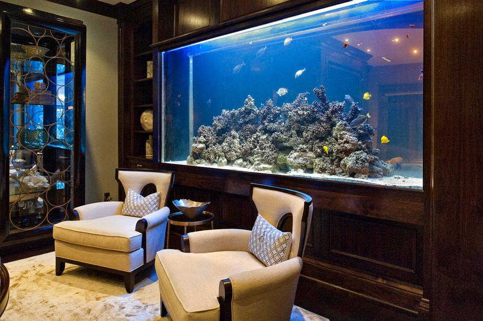 the home aquarium for