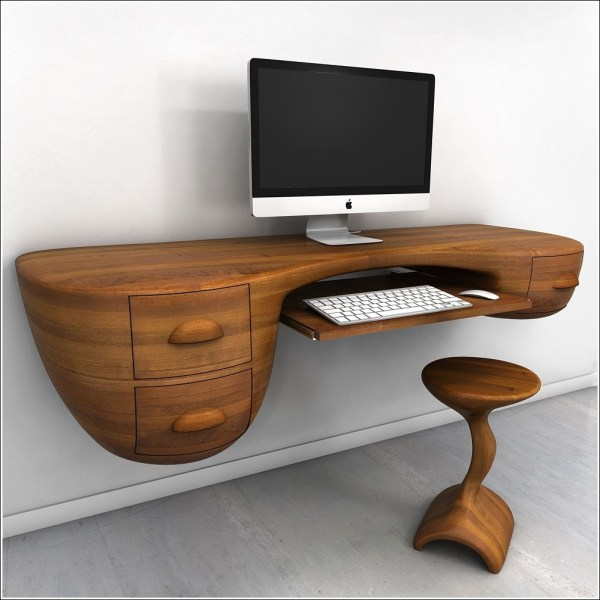 home office desk work Innovative Desk Designs for Your Work or Home Office