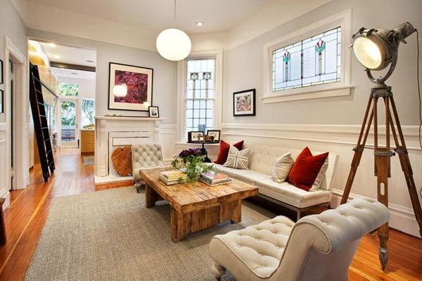 Victorian Home With Modern Interior Novocom Top